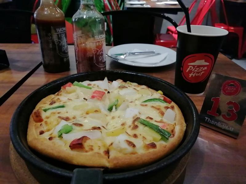 Top 5 Địa chỉ bán pizza ngon và chất lượng nhất tại Cần Thơ