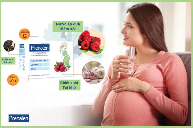 Top 6 Sản phẩm trị cảm cúm bà bầu tốt nhất những tháng cuối thai kỳ