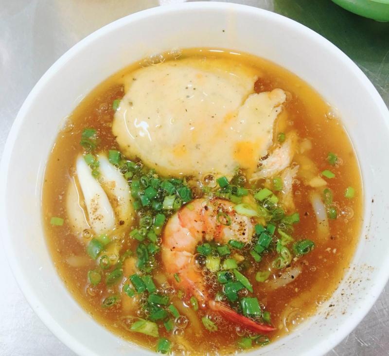 Bánh canh hải sản