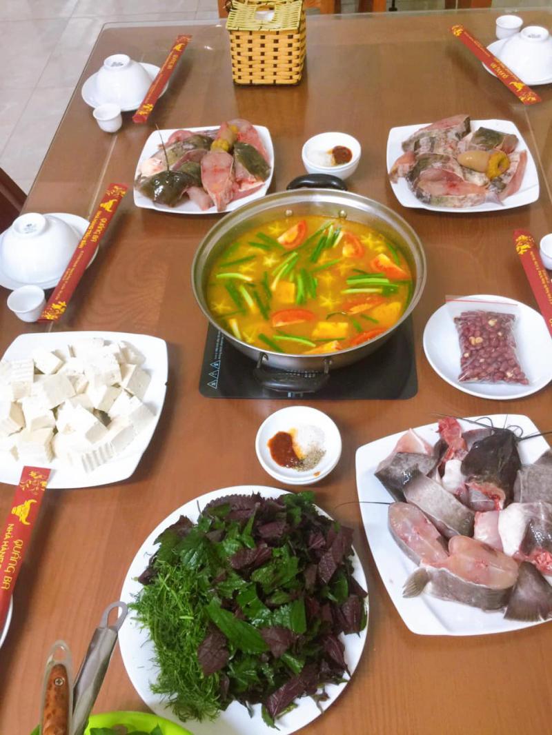 Nhà hàng Quảng Ba