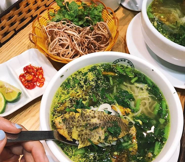 quán Quang Minh