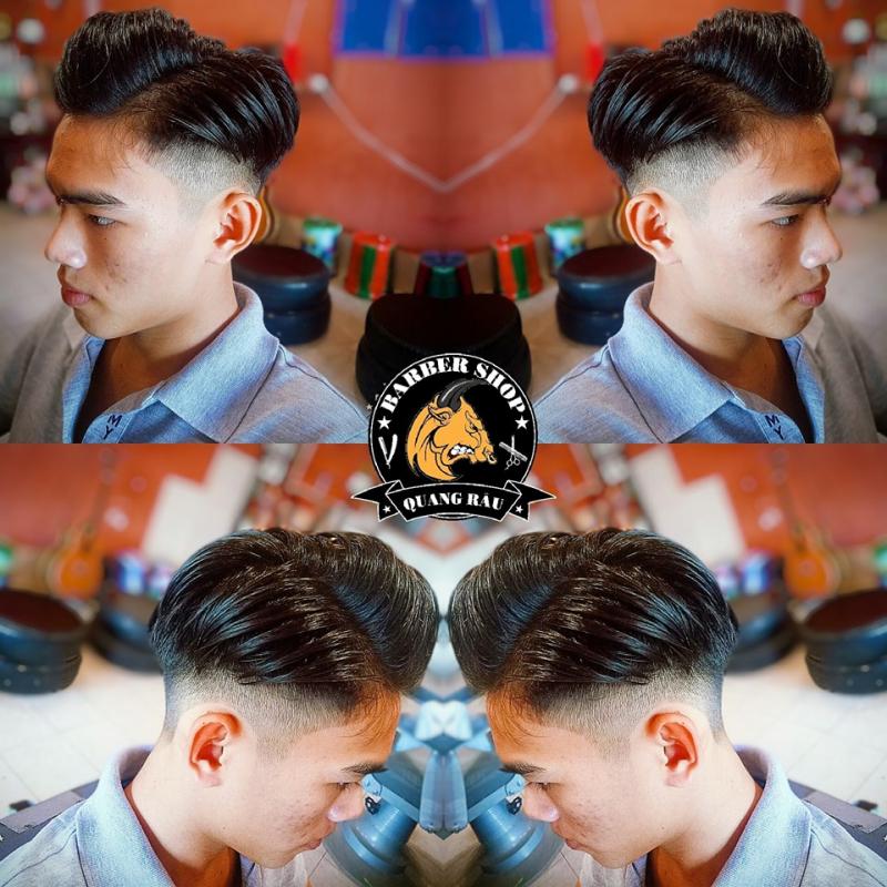 QuangRâu BarberShop