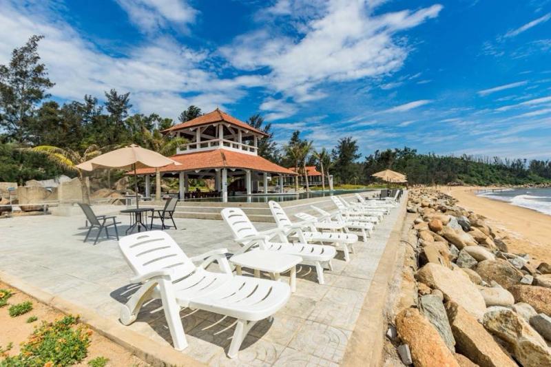 Quỳnh Viên Resort Hà Tĩnh
