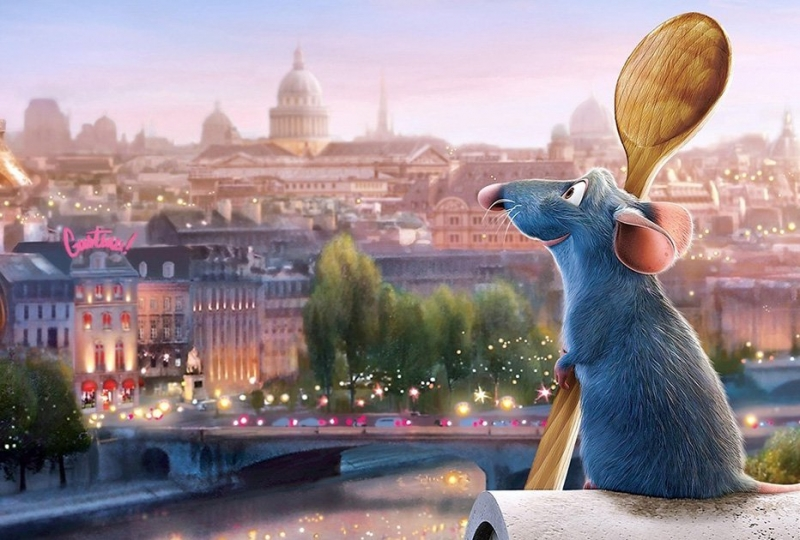 Phim Ratatouille