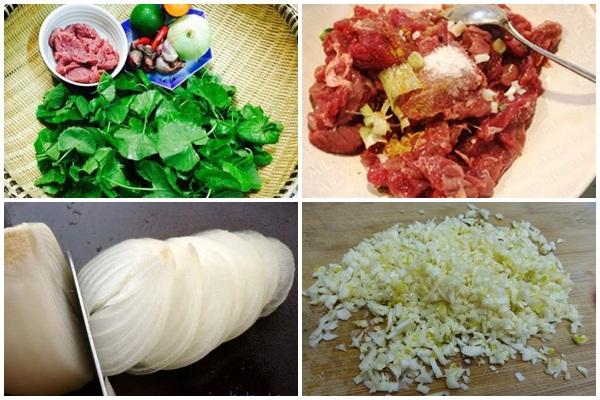 Top 7 Món ăn, thức uống từ rau má ngon nhất