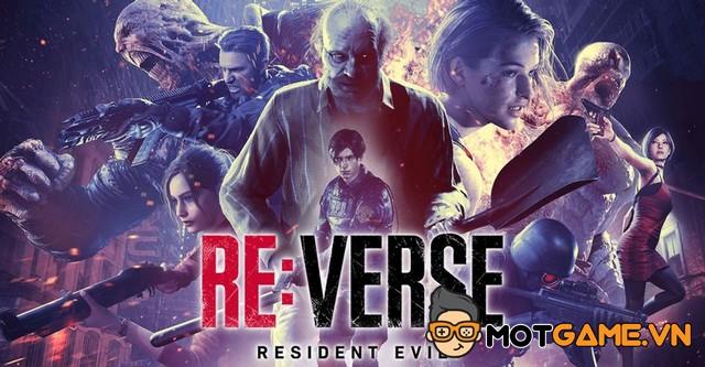 Resident Evil RE:Verse dời lịch ra mắt sang năm 2022