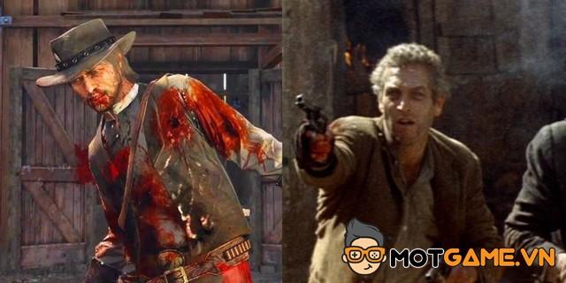 Red Dead Redemption và nguồn cảm hứng đến từ điện ảnh Hoa Kỳ