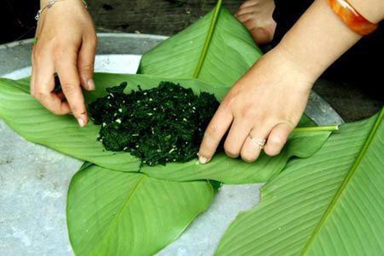 Rêu suối Yên Bái
