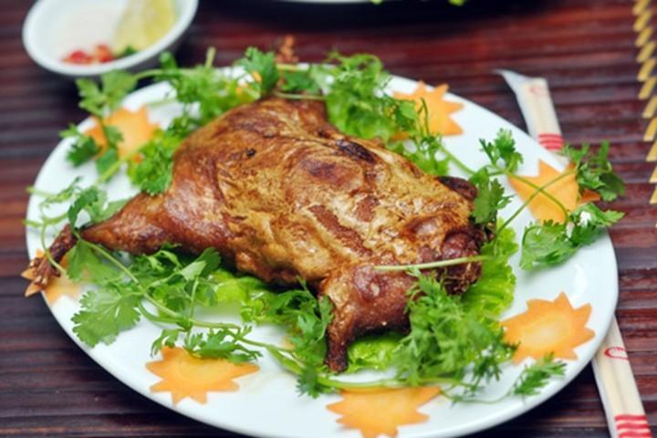Món thịt chuột