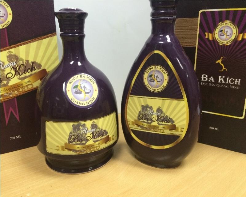 Rượu Ba Kích (Quảng Ninh)
