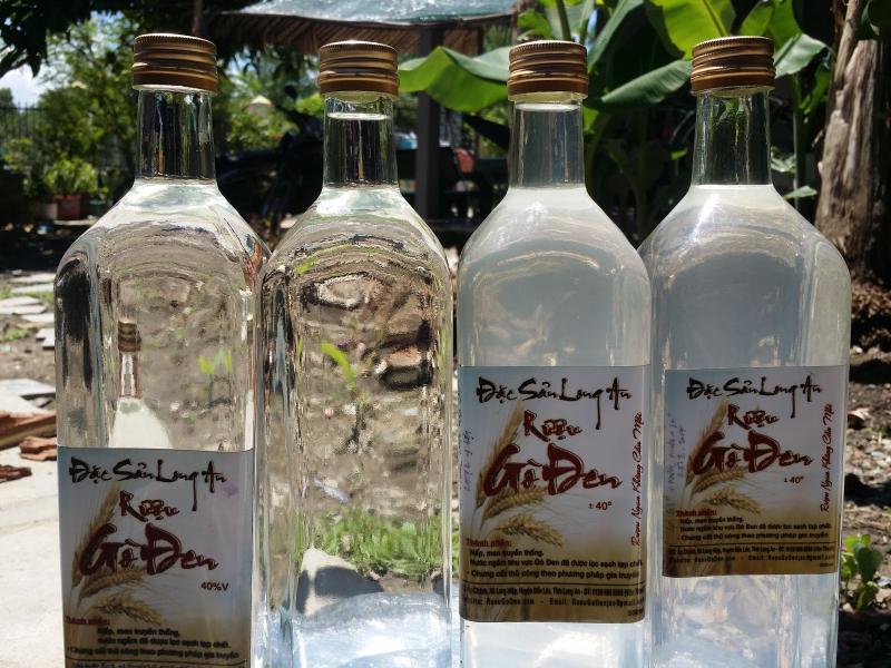Rượu đế Gò Đen (Long An)