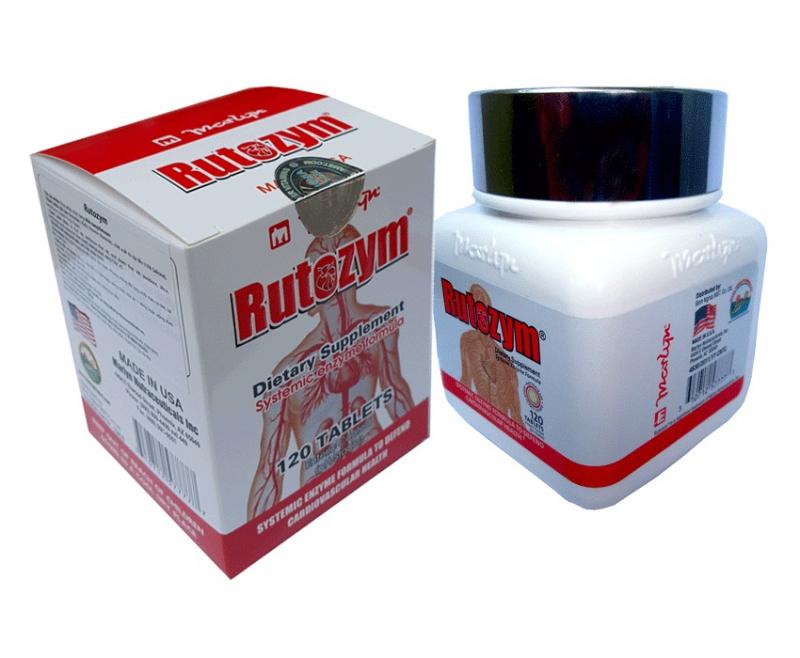 Rutozym phòng chống đột quỵ