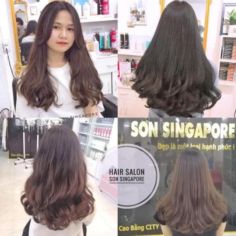 Top 6 Salon làm tóc đẹp và uy tín nhất TP. Cao Bằng, Cao Bằng
