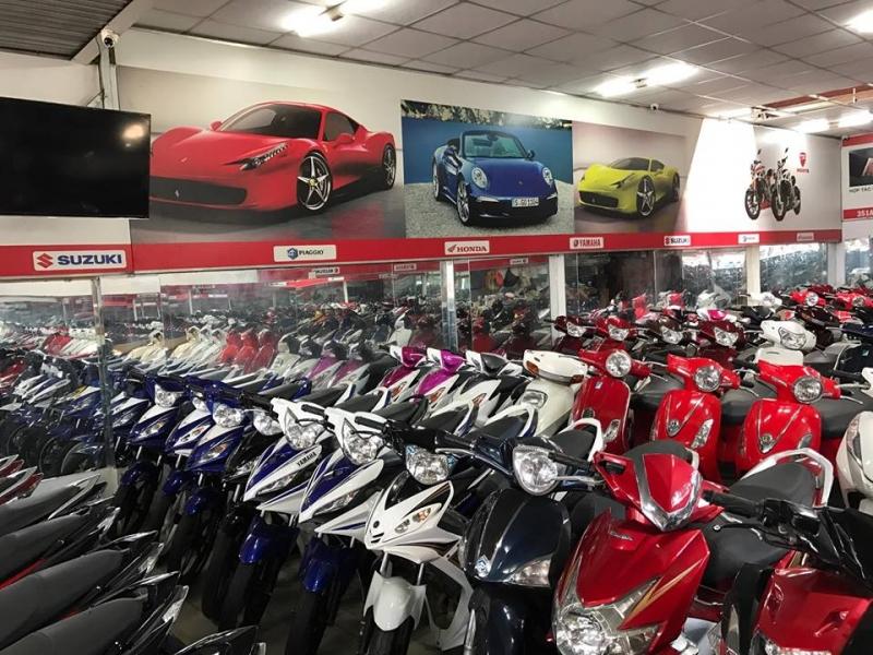 Top 9 Cửa hàng mua bán xe máy cũ uy tín nhất thành phố Hồ Chí Minh