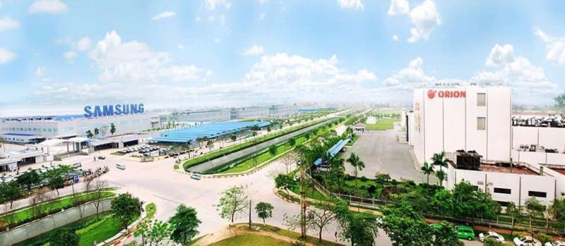Top 10 Nhà máy sản xuất lớn nhất Việt Nam hiện nay
