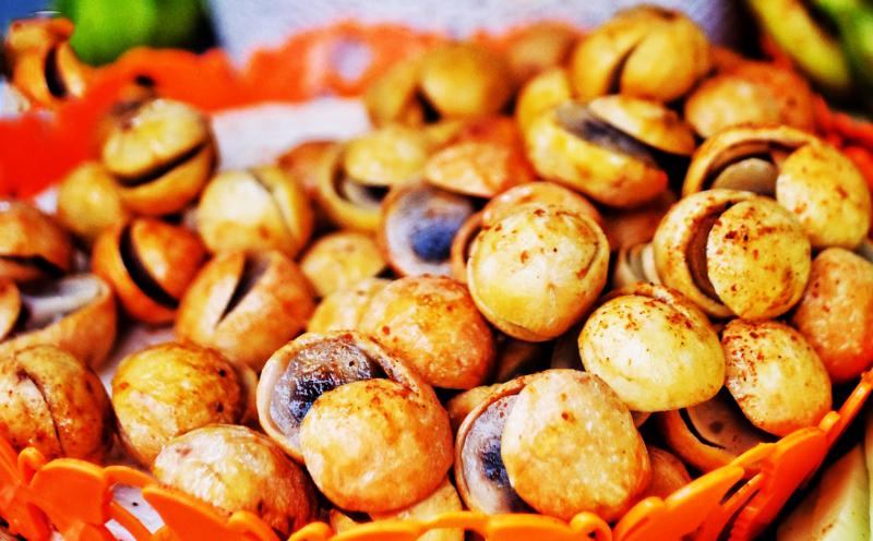 Sấu chín dầm, món ngon mùa thu chỉ có ở Hà Nội