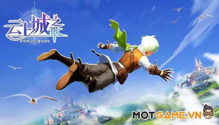 Cloud Song VNG game MMORPG thế giới mở với đồ họa Chibi cực dễ thương!