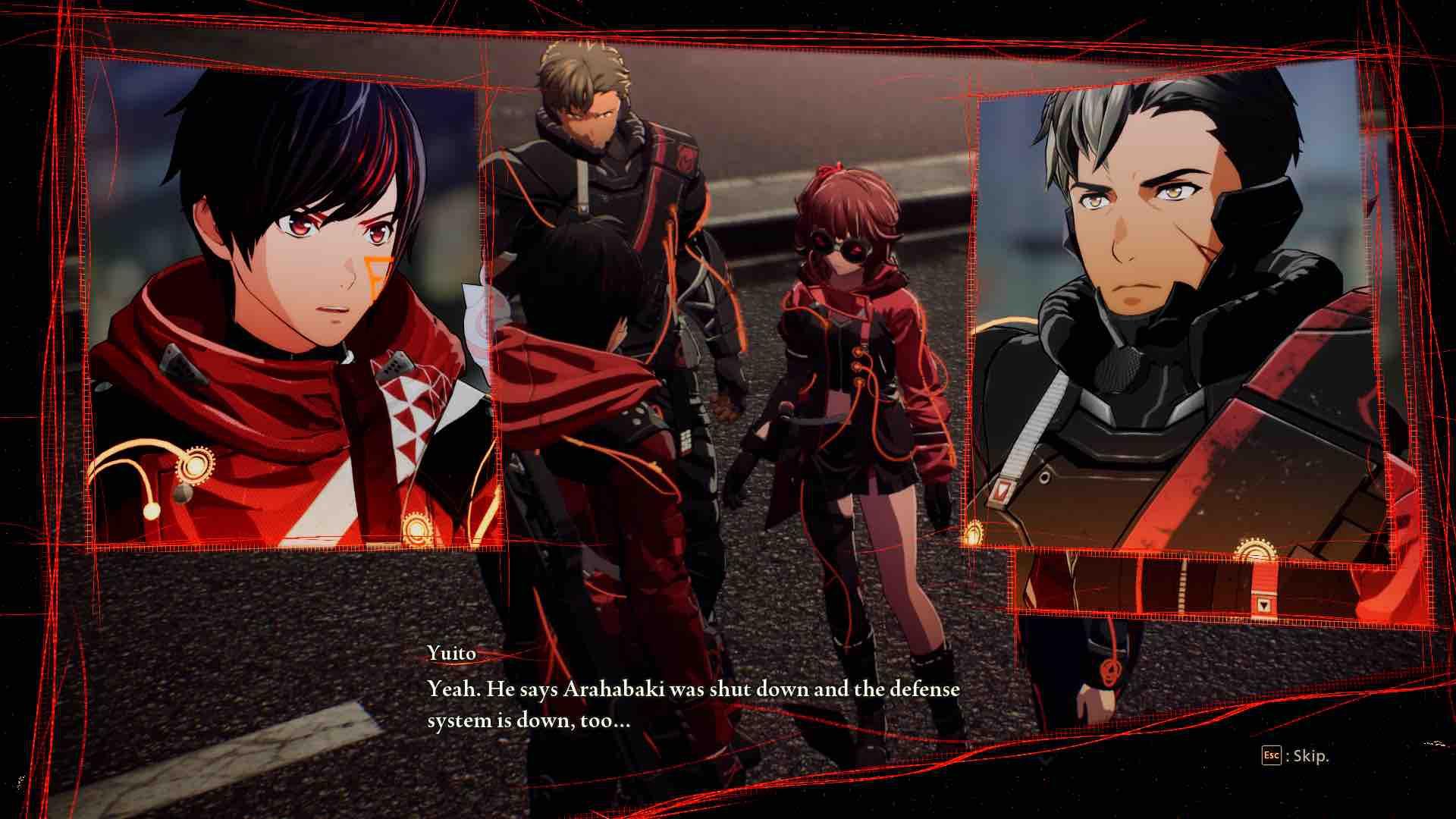 Scarlet Nexus: siêu phẩm game nhập vai hành động viễn tưởng không nên bỏ qua