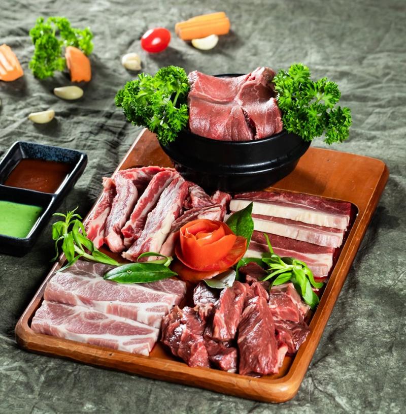 Top 10 Nhà hàng buffet ngon nổi tiếng quận Ba Đình, Hà Nội