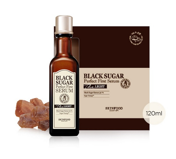 Serum Black Sugar Perfect First  2X-light