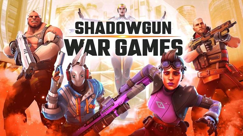 Shadowgun War Game
