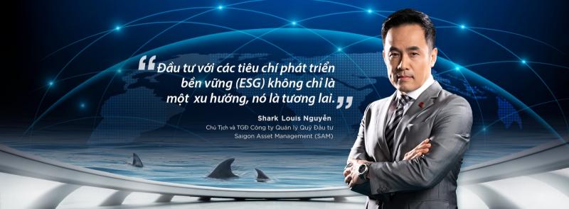 Shark Louis Nguyễn