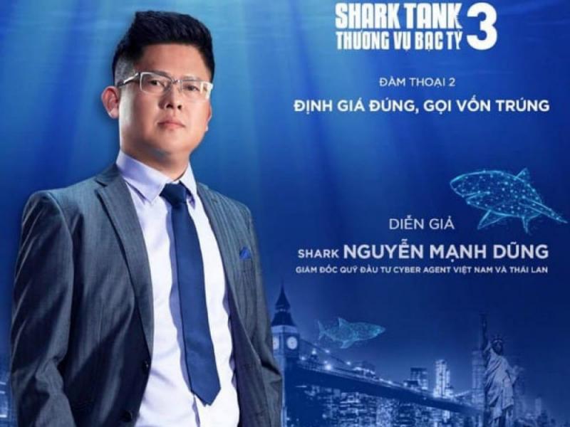 Shark Nguyễn Mạnh Dũng