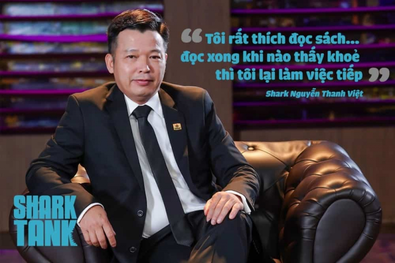 Shark Nguyễn Thanh Việt