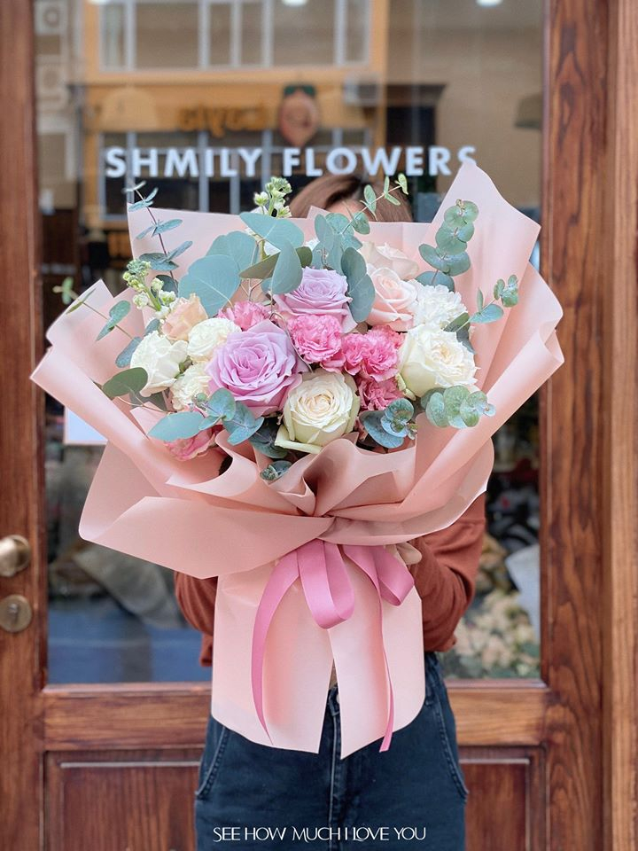 Shmily Flowers - See How Much I Love You