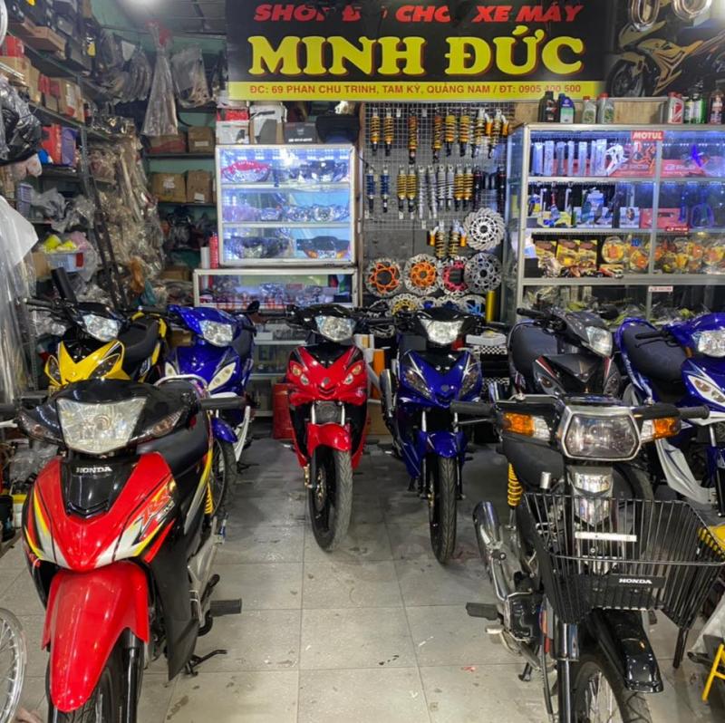 Shop đồ chơi xe máy Minh Đức