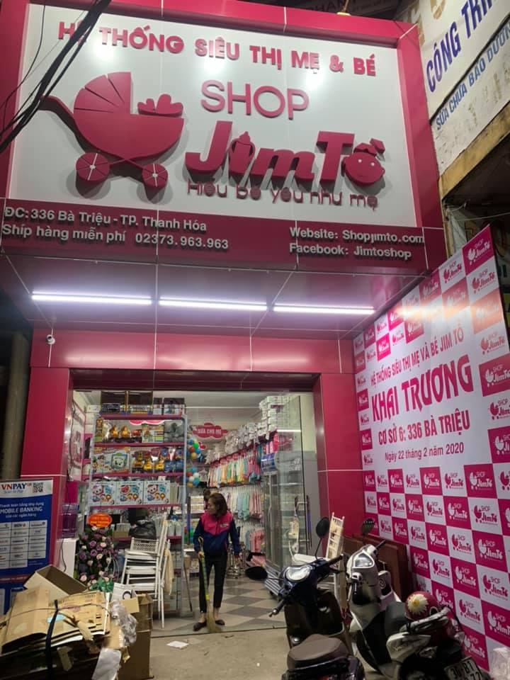 Top 10 Shop bán đồ sơ sinh uy tín nhất tại Thanh Hóa