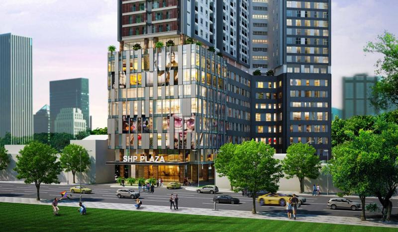 Dự án chung cư SHP Plaza
