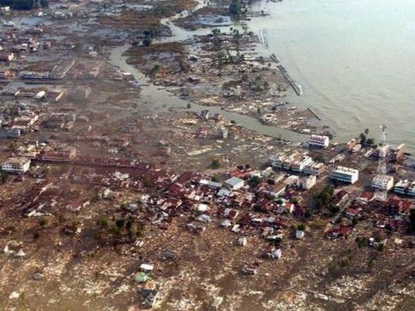 Siêu động đất ở Ấn Độ Dương (2004)