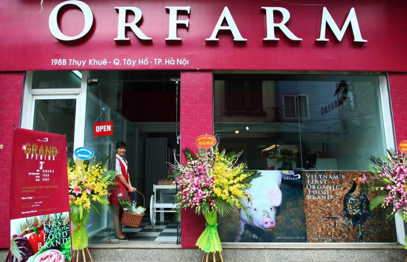 Siêu thị Orfarm