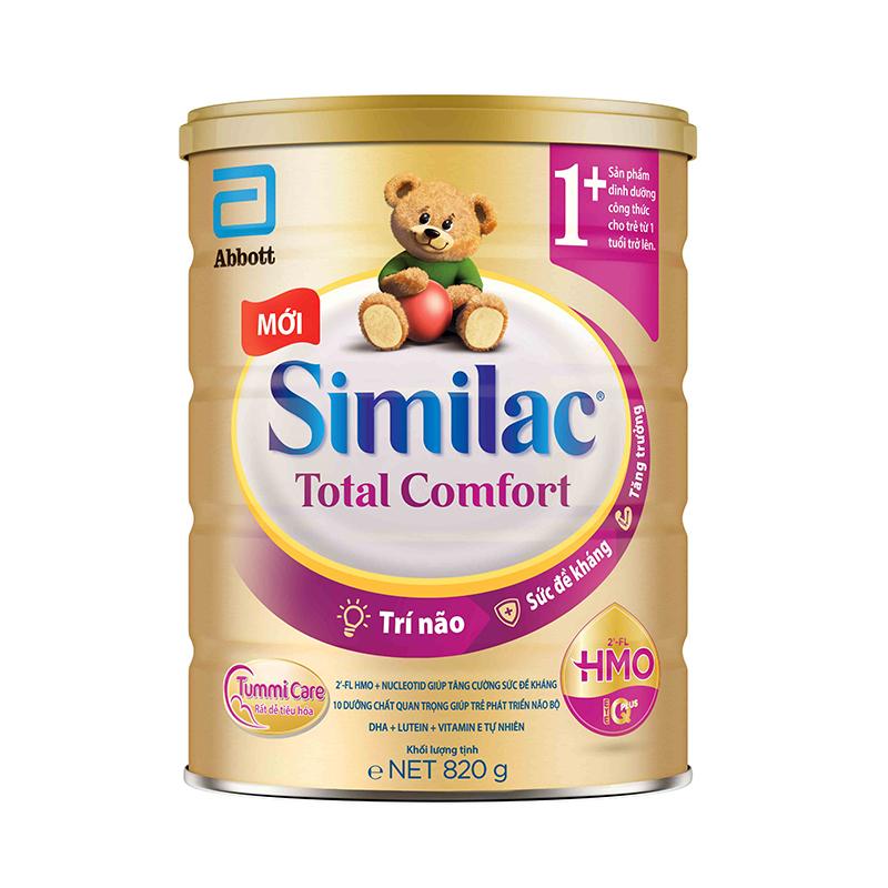Top 10 Sữa cho trẻ tiêu hoá kém tốt nhất hiện nay