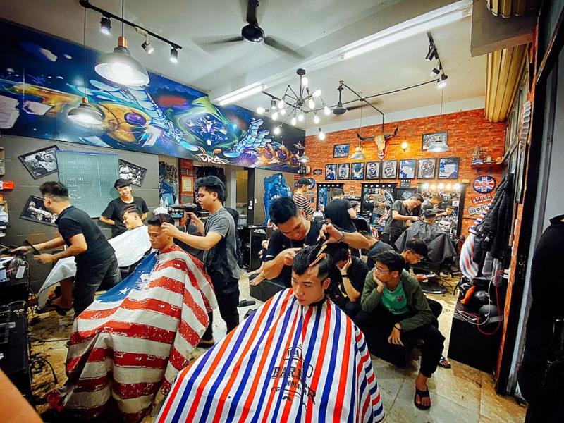 SƠN Barber SHOP