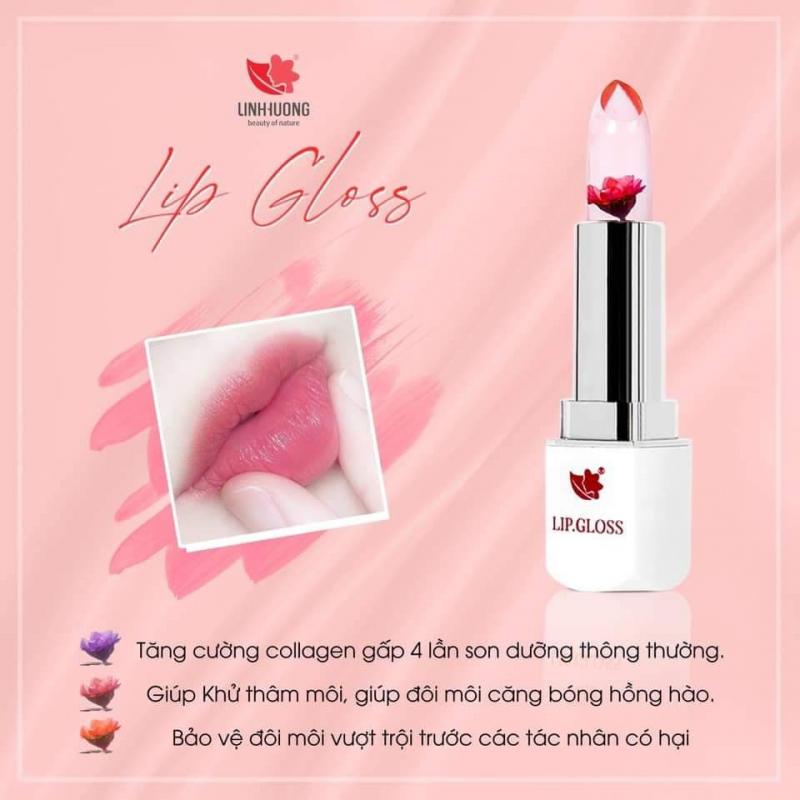 Son thạch Lip Gloss Linh Hương