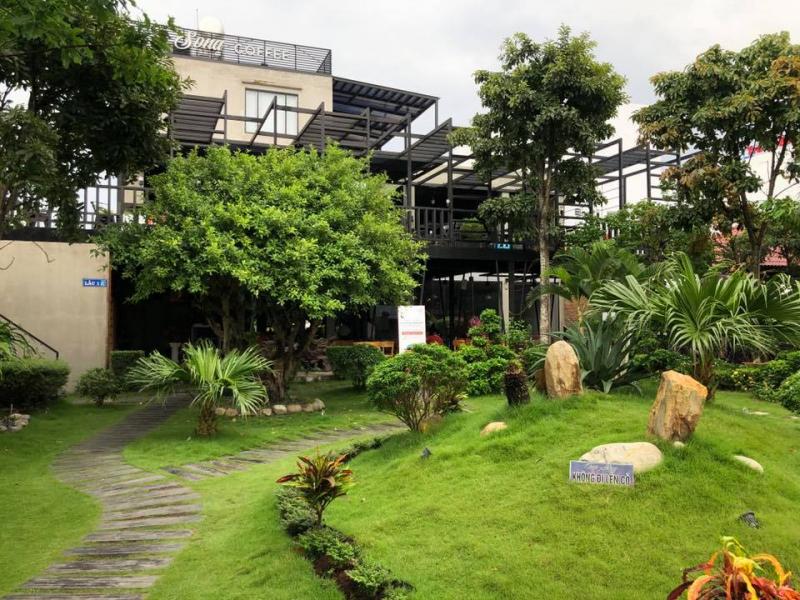 Top 8 Quán cà phê sân vườn đẹp nhất Long An