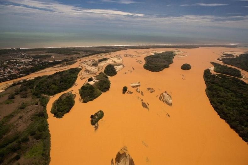 Sông Doce, Brazil
