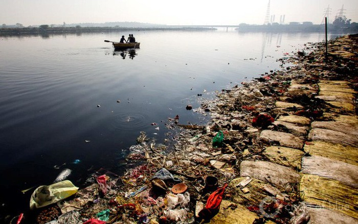 Sông Hằng, Ấn Độ