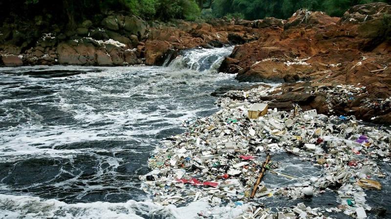 Sông Matanza Riachuelo là một trong 10 dòng sông ô nhiễm nhất thế giới