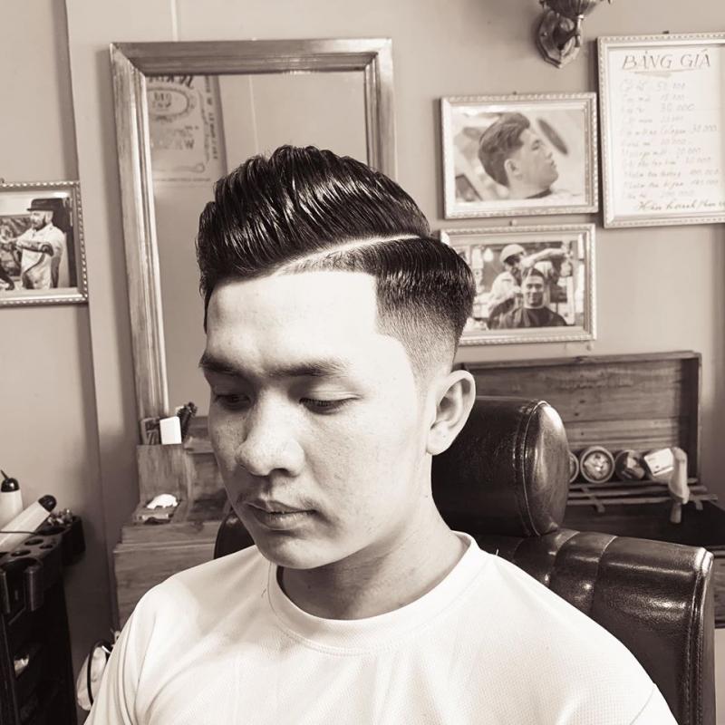 Southing Barber Shop Kon Tum