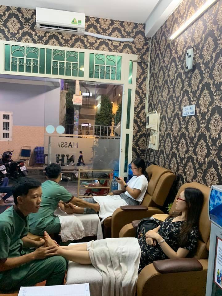 Spa massage khiếm thị Ánh Dương cung cấp đa dạng các dịch vụ massage
