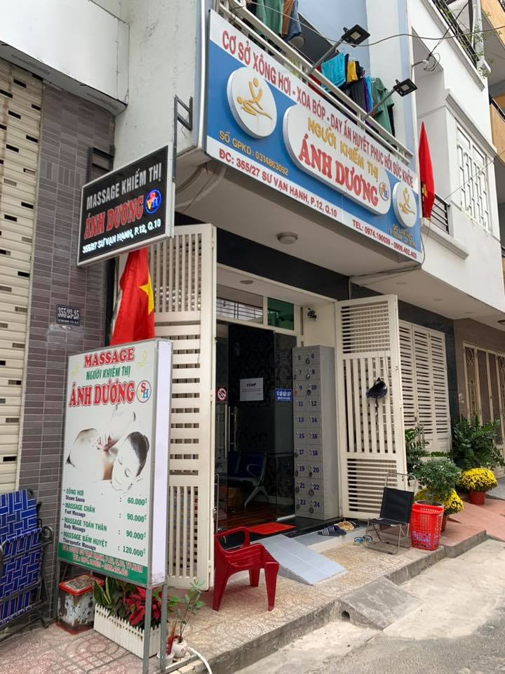 Top 7 Địa chỉ massage người khiếm thị uy tín, lành mạnh tại thành phố Hồ Chí Minh