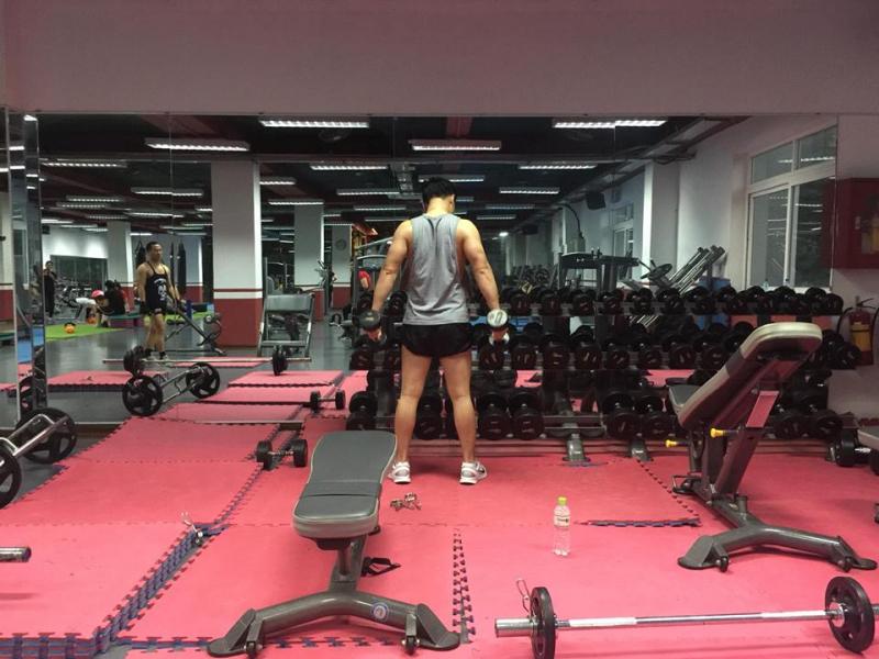 SS Fitness & Yoga Center