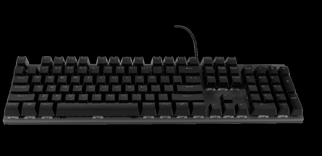Galax Stealth STL-03 – Tân binh trong làng bàn phím game