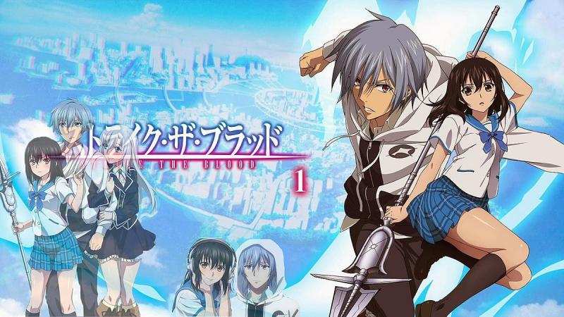Top 15 Anime Nhật Bản thể loại Vampire hay nhất