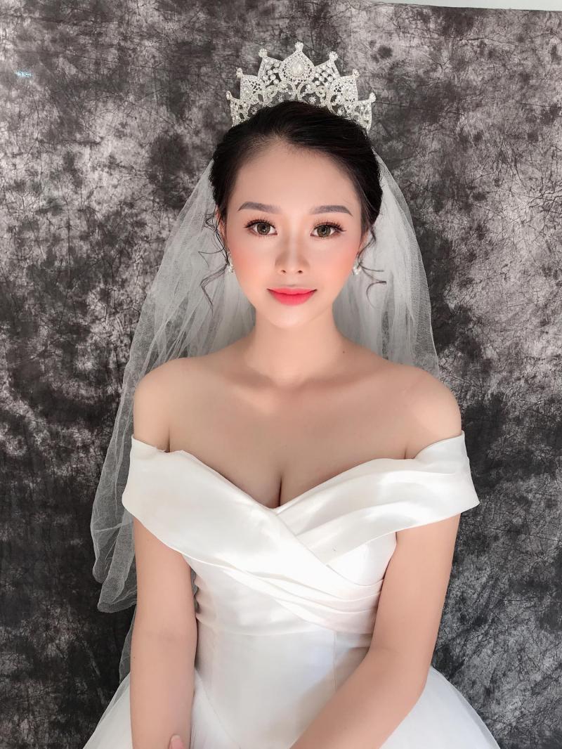 Top 7 Tiệm trang điểm cô dâu đẹp nhất Vĩnh Phúc