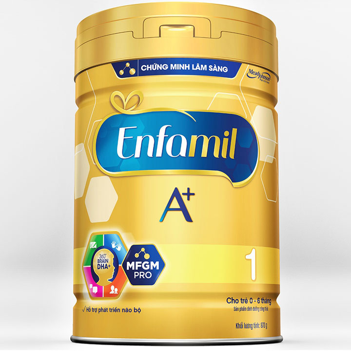 Sữa bột Enfamil