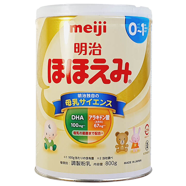 Top 6 Sữa bột nhập khẩu tốt nhất hiện nay